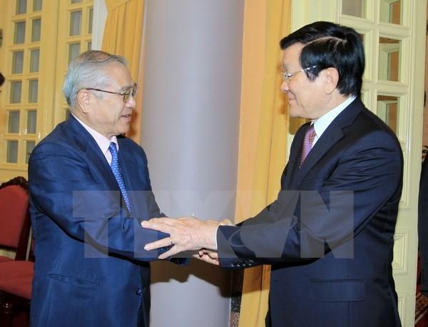 Renforcement de la cooperation entre la region japonaise du Kansai et les localites vietnamiennes hinh anh 1