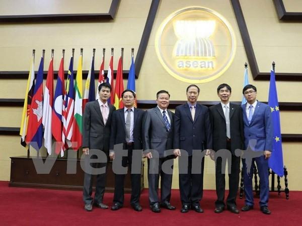 ASEAN-UE : cooperation dans la gestion des frontieres et des migrations hinh anh 1