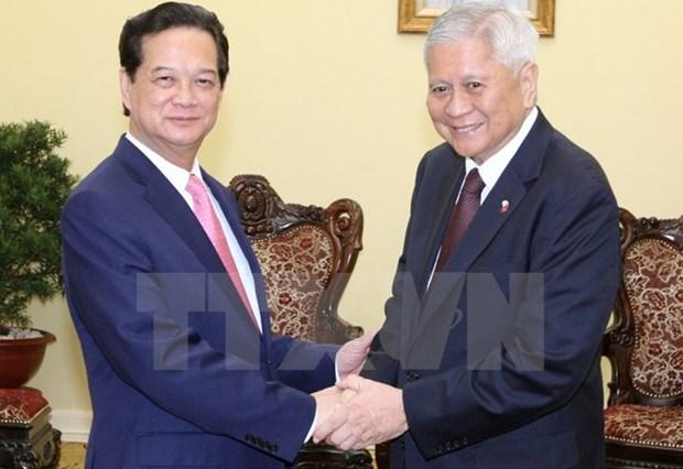 Le Vietnam deroule le tapis rouge aux entreprises philippines hinh anh 1