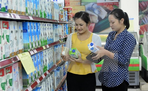 Hanoi: l'indice des prix a la consommation en hausse de 0,12 % en octobre hinh anh 1
