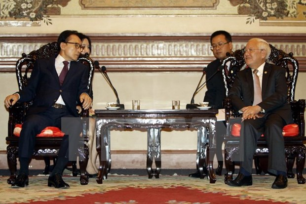 Les relations Vietnam-Republique de Coree au beau fixe hinh anh 1