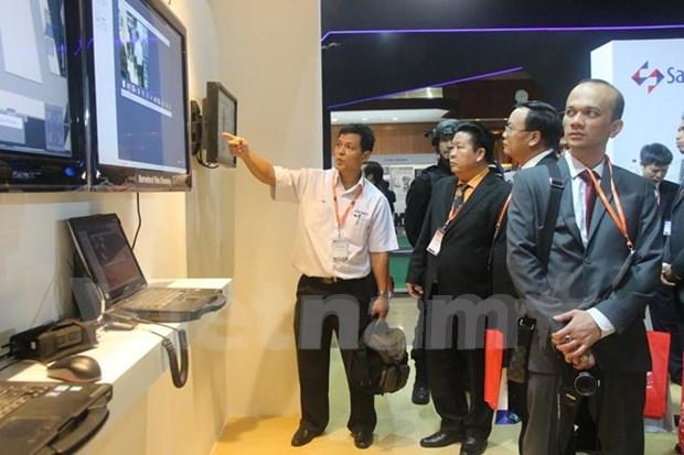 Le Vietnam a la conference-exposition GPEC Asia 2015 hinh anh 1