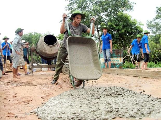 Echange entre les jeunes vietnamiens et cambodgiens hinh anh 1