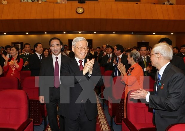 Congres du Parti: Tuyen Quang appelee a valoriser ses traditions revolutionnaires hinh anh 1