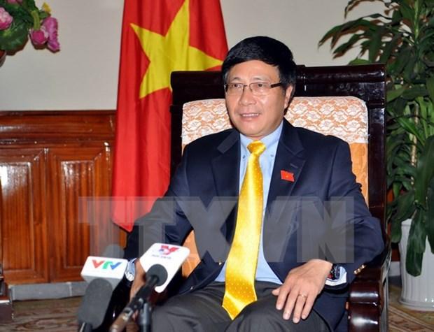 Le Vietnam participera activement aux activites de l'ECOSOC hinh anh 1
