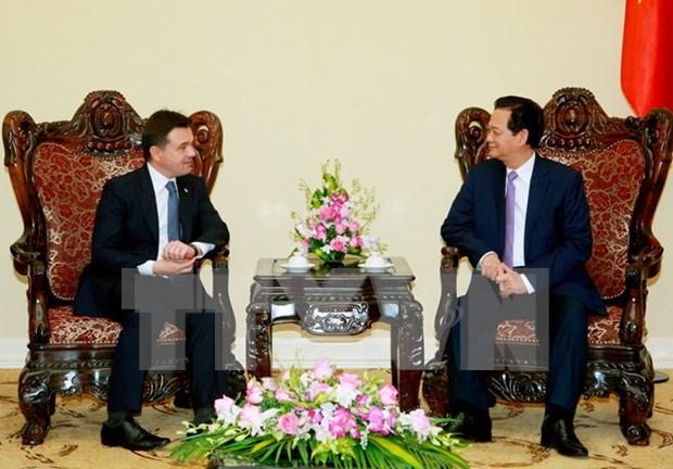 Le Vietnam et la Russie dynamisent leur cooperation decentralisee hinh anh 1