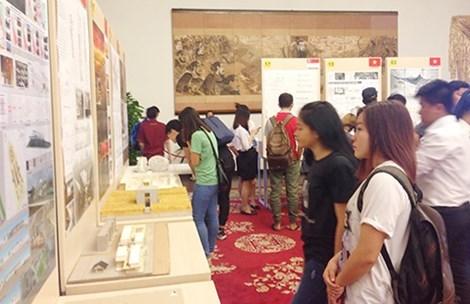 Ho Chi Minh-Ville accueille le 4e concours des etudiants en architecture d'Asie hinh anh 1