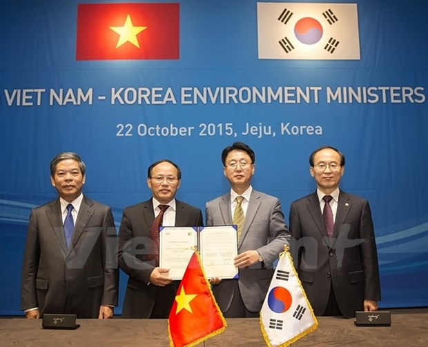Vietnam et Republique de Coree unis pour preserver la biodiversite et les ressources naturelles hinh anh 1