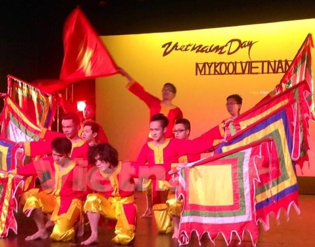 La Journee du Vietnam ravit les cœurs en Nouvelle-Zelande hinh anh 1
