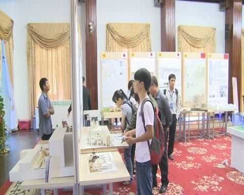 Le Japonais Takaki Ito prime a un concours d'architecture hinh anh 1