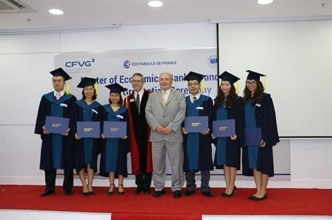 Inauguration du nouveau campus du CFVG hinh anh 2