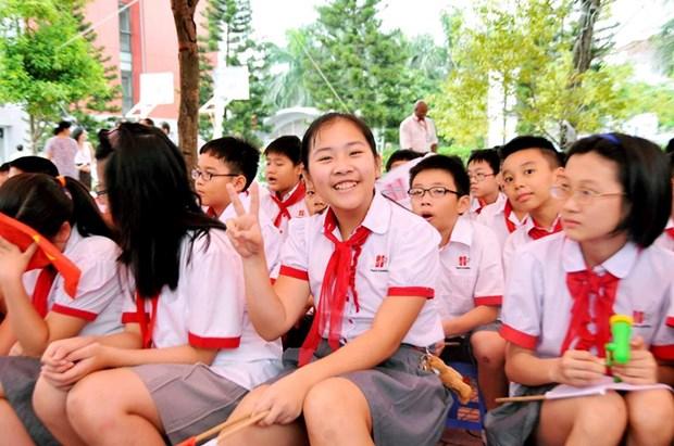 Hanoi en tete du pays dans l'education et la formation hinh anh 1