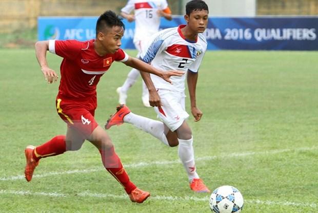Le Vietnam accueillera les Championnats de football U16 d'Asie du Sud-Est 2016 hinh anh 1