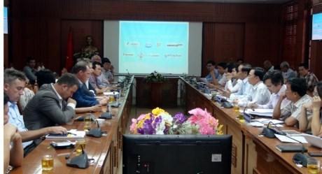 Les Pays-Bas cooperent avec Quang Nam pour freiner l'erosion de la plage de Cua Dai hinh anh 1