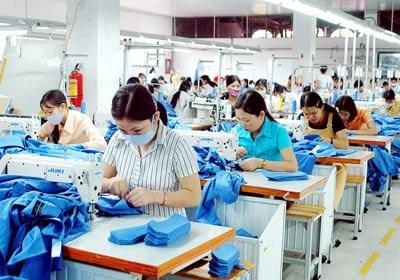 Le textile-habillement vise 11 milliards de dollars d'exportation aux Etats - Unis hinh anh 1