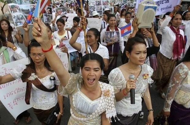 ASEAN-UE : dialogue sur les politiques relatives aux droits de l'homme hinh anh 1
