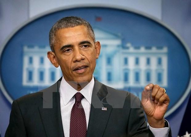 Obama bientot en Turquie, aux Philippines et en Malaisie hinh anh 1
