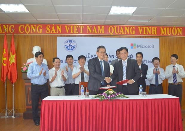 Quang Ninh renforce la cooperation dans le developpement des TI hinh anh 1