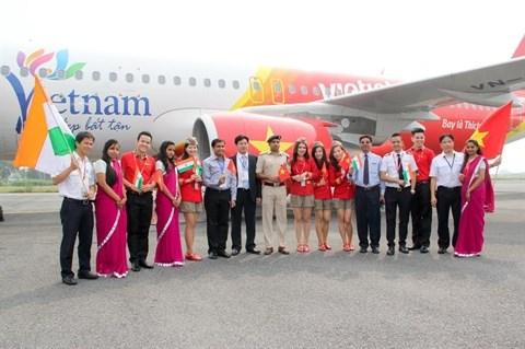 La ligne aerienne Bangkok - Bodh Gaya mise en service par Thai Vietjet hinh anh 1