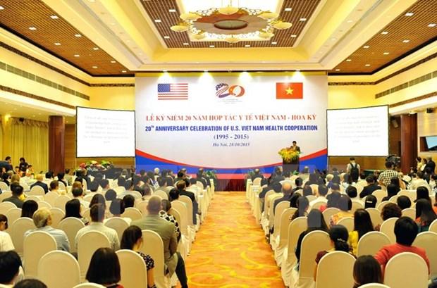 Vietnam - Etats-Unis : 20 ans de cooperation dans la sante hinh anh 1