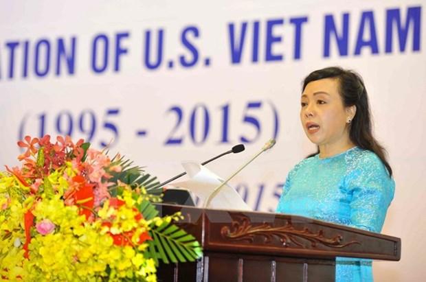 Vietnam - Etats-Unis : 20 ans de cooperation dans la sante hinh anh 2