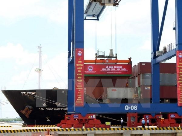 DP World renforce le developpement portuaire a Ho Chi Minh-Ville hinh anh 1