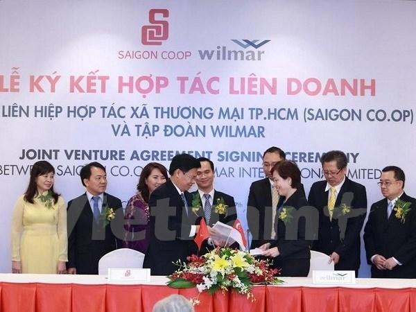 Investissement singapourien dans la production de sauces et de condiments hinh anh 1