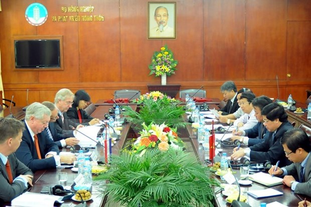 Vietnam-Pays-Bas : cooperation dans l'agriculture intelligente hinh anh 1