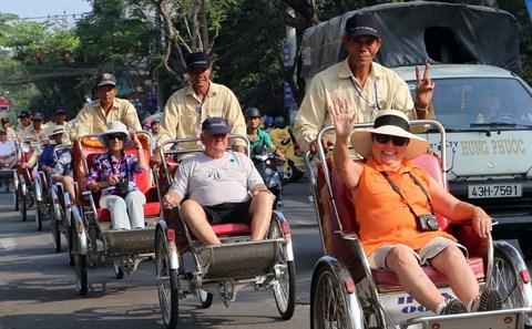 Le cyclo-pousse, la mascotte des Vietnamiens a l'etranger hinh anh 1
