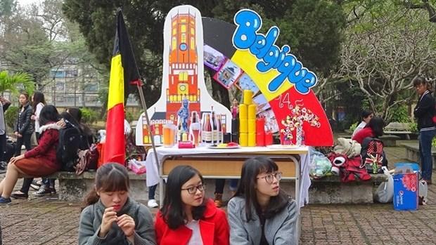 Vietnam - Belgique: renforcer la cooperation entre universites hinh anh 1