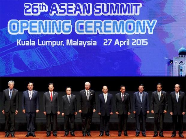 Le 27e Sommet de l'ASEAN en novembre prochain hinh anh 1