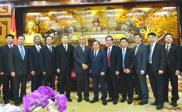 Hanoi – Yunnan : renforcer les relations de cooperation hinh anh 1