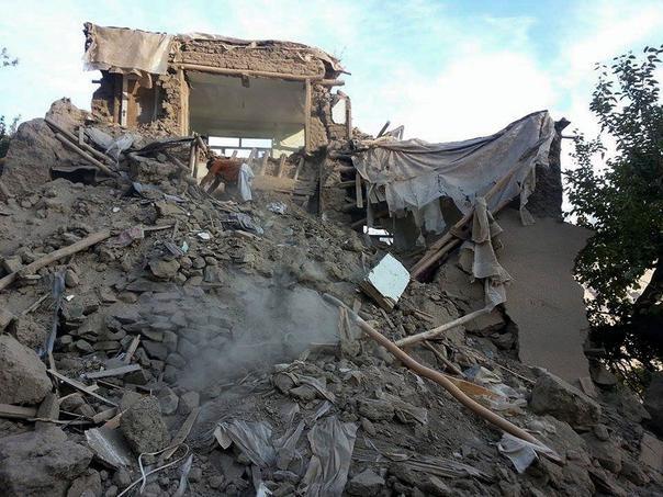 Seisme : messages de sympathie au Pakistan et a l'Afghanistan hinh anh 1