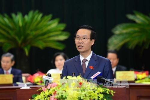 Renforcement de la cooperation entre Ho Chi Minh-Ville et Xaysomboun hinh anh 1