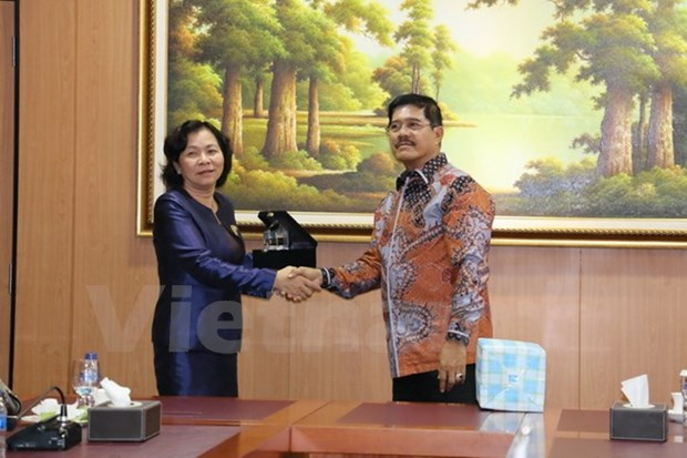 Vietnam et Indonesie renforcent leur cooperation judiciaire hinh anh 1