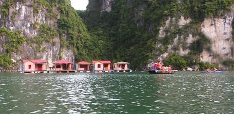Faire revivre les villages de pecheurs de la baie de Ha Long hinh anh 2