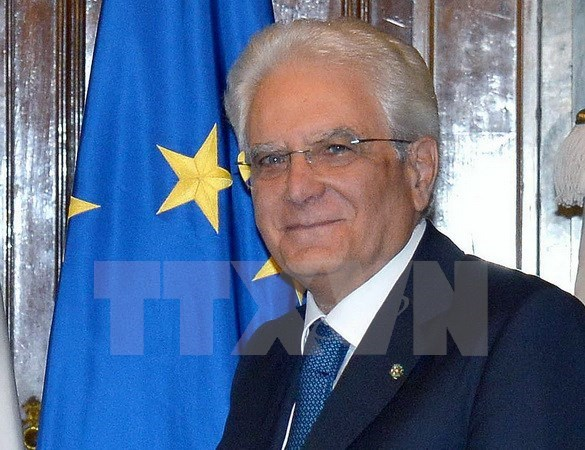Renforcement du partenariat strategique Vietnam-Italie hinh anh 1