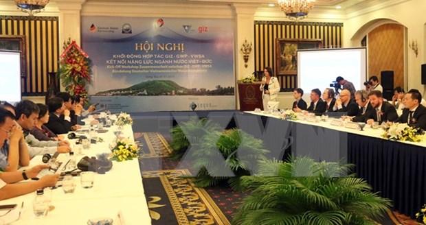 Ressources en eau : Vietnam et Allemagne renforcent leur cooperation hinh anh 1