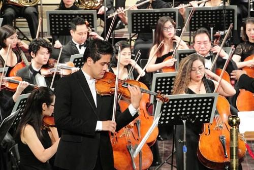 Bientot le concert de l'amitie Vietnam-Japon 2015 hinh anh 1