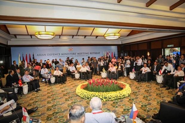 ASEAN : ouverture de l'ADMM Retreat en Malaisie hinh anh 1