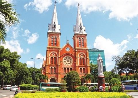 Le carillon de Notre-Dame de Saigon hinh anh 1