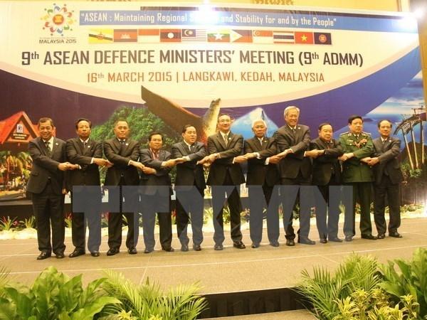 L'ADMM vise a accroitre la confiance regionale hinh anh 1