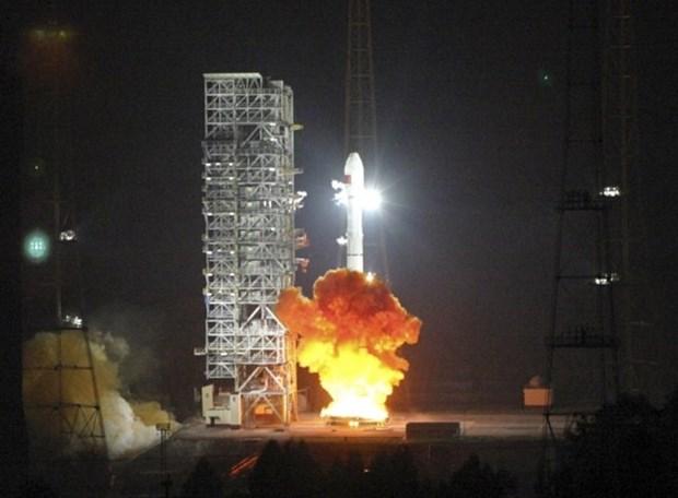 Le Laos lancera son premier satellite de telecommunication hinh anh 1