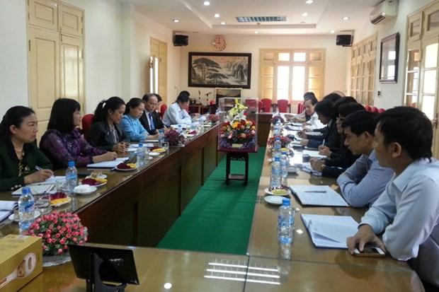 Vietnam-Japon : renforcement de la cooperation en matiere syndicale hinh anh 1
