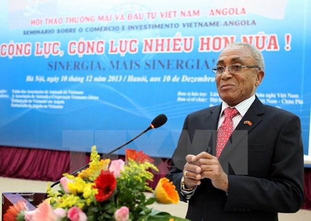 Cooperation Angola-Vietnam : un potentiel enorme hinh anh 1