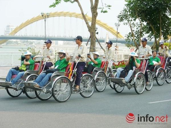 Da Nang : forte croissance du nombre de touristes hinh anh 1