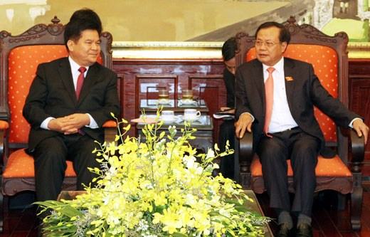Renforcement de la cooperation entre Hanoi et la province chinoise du Yunnan hinh anh 1