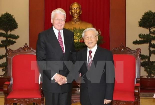 Vietnam et Islande renforcent leur cooperation en tous domaines hinh anh 1