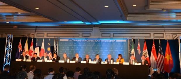 TPP : le texte du plus grand accord de libre-echange rendu public hinh anh 1
