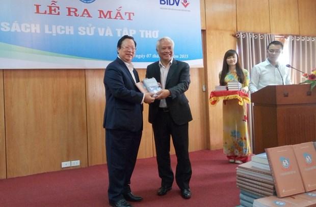 Publications en l'honneur des 65 ans du Comite de la Paix du Vietnam hinh anh 1